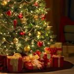 Fond d'écran de Noël