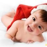 Bébé Noël - Résolution: 1796×1200 pixels