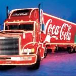 Camion Coca-Cola