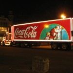 Christmas truck (camion)