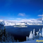 Wallpaper (1600 × 1200):  Crater Lake