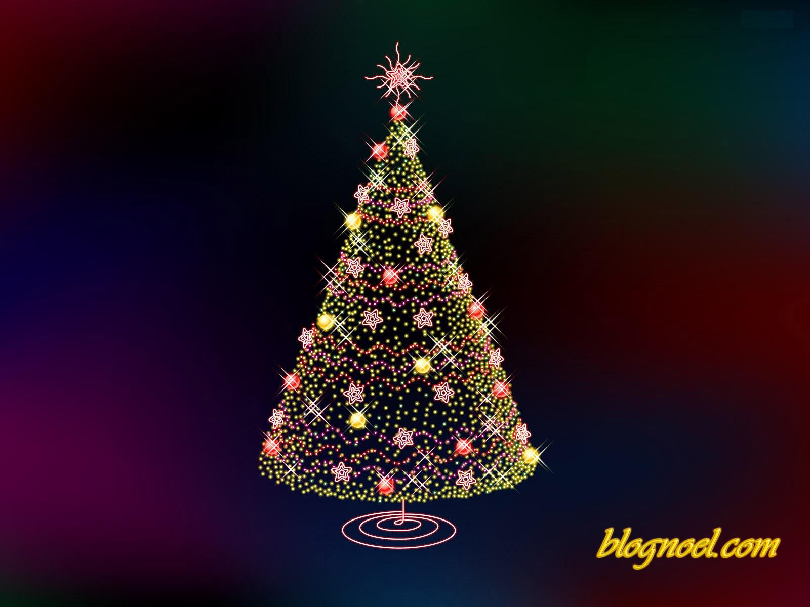 fond ecran noel sapin   Fête de Noël – images, musique et vidéo
