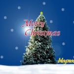 Merry Christmas - Résolution: 1024×768 pixels