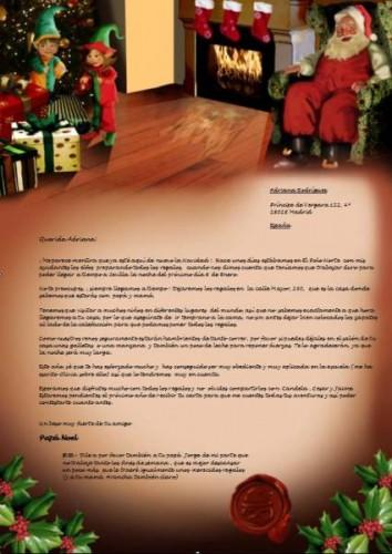 Lettre De Reponse Au Pere Noel.Ou Adresser Sa Lettre Au Pere Noel Fete De Noel Images